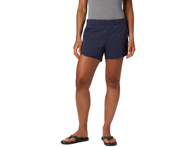 Columbia Chill River Shorts Dames, blauw